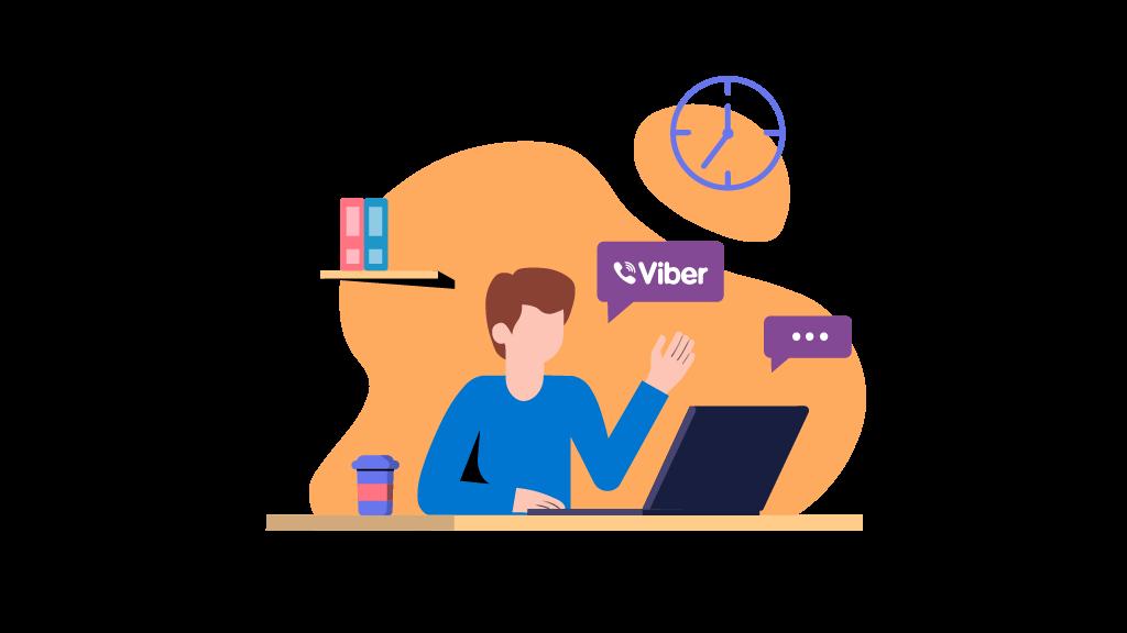 Виртуальный номер для Viber