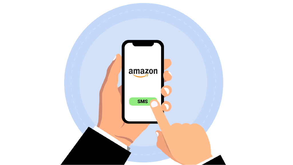 Виртуальный номер для Amazon