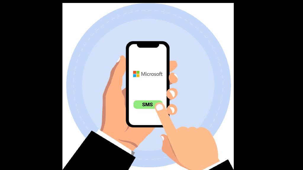 Виртуальный номер для Microsoft