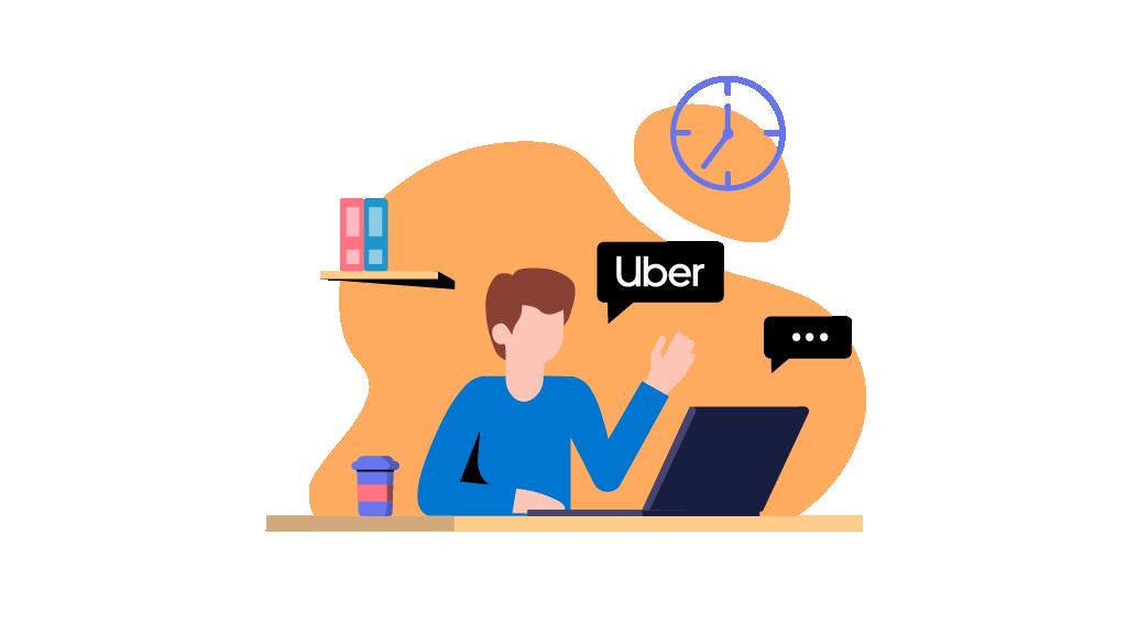 Одноразовый номер для Uber