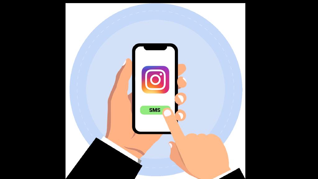 Номер для регистрации в Instagram